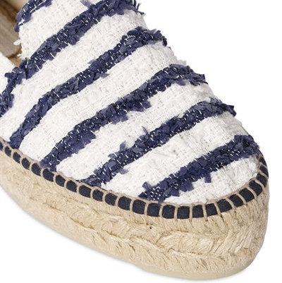 Manebi_tweed_blue_stripes