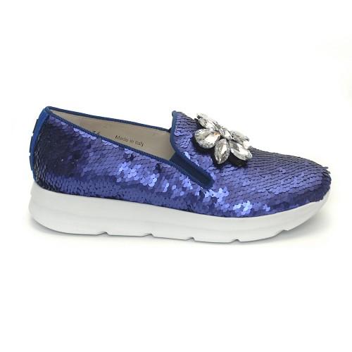 Uno8Uno Arianna Bluette slippers