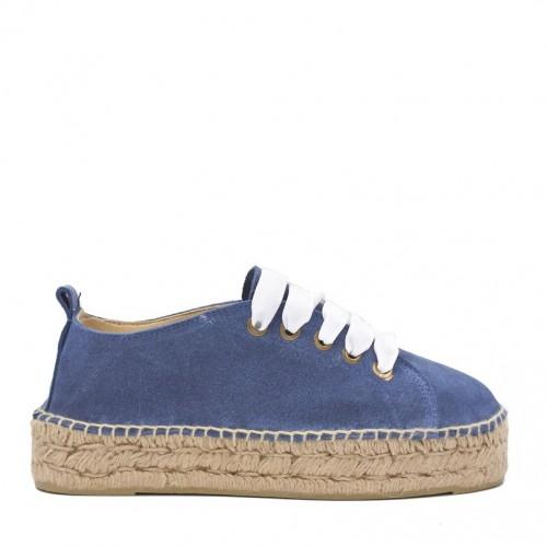 Manebi Hamptons Jeans Sneakers