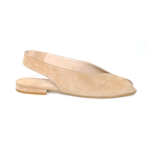 The-bag-suede-slingback-flats