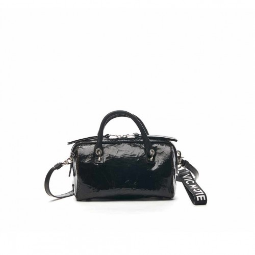 Vic Matie Peggy mini bowler bag