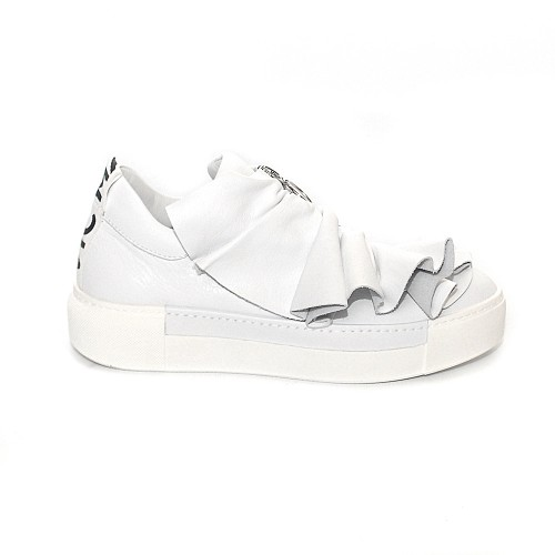 Vic Matie White Sneakers