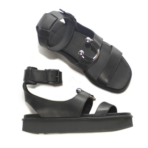 Vic-Matie-Platform-sandal-with-piercing 1