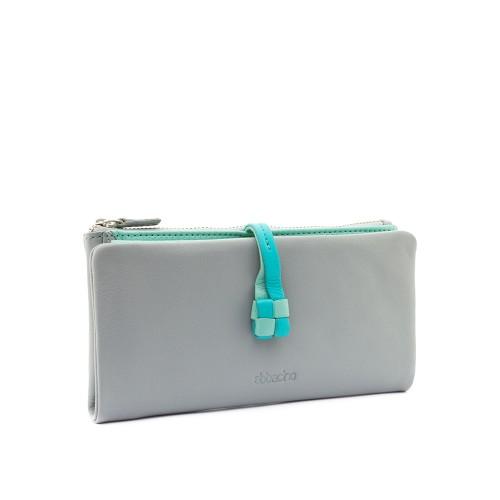 Abbacino-Large-Leather-Wallet-Grey