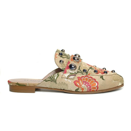 Alberto Gozzi Brizia Backless Loafers