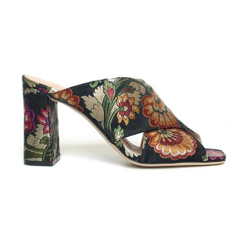 Alberto Gozzi Bina Mules Block heels