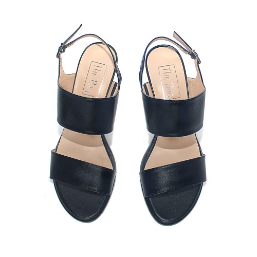 the-bag-leather sandals (