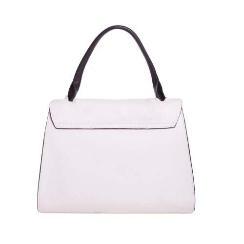 Gianni-Chiarini-white-handbag