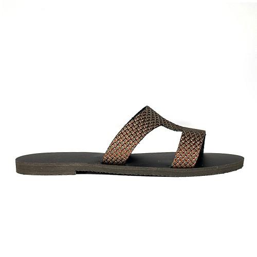 Greek Salad Kaiki sandals