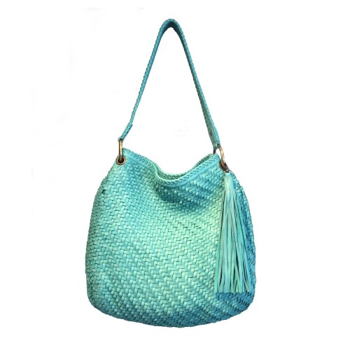 Paolo Masi Turquoise Bag
