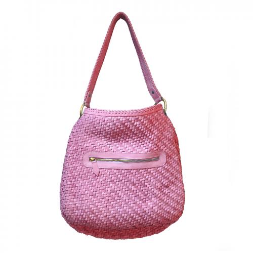 Paolo-Masi-leather-intrecciato-bag