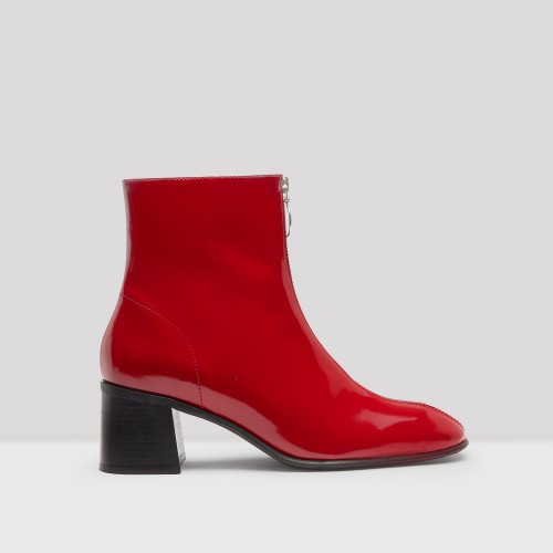 E8 BY MIISTA saga red florentique boots1