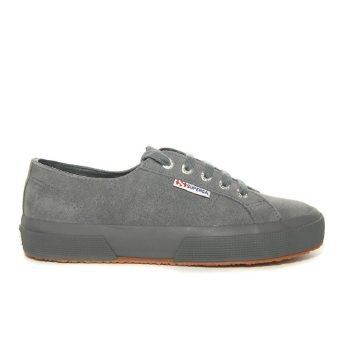 superga2750 suede grey stone 1