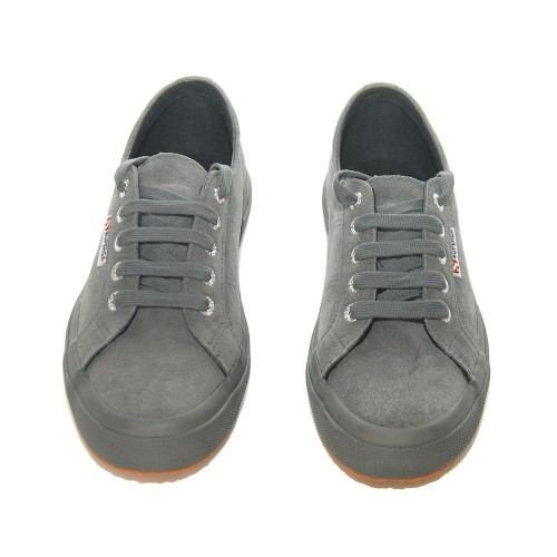superga2750 suede grey stone 2