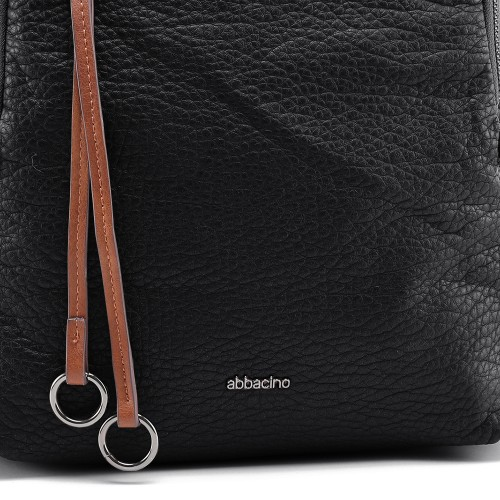 Abbacino-Eco-Leather-Black-Backpack7