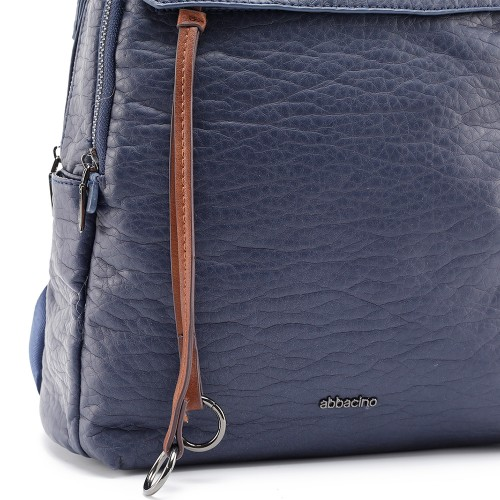 Abbacino-Eco-Leather-Blue-Backpack7