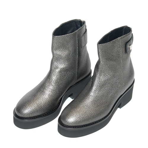 Vic-Matie-Metal-Graphite-Ankle-Boots2