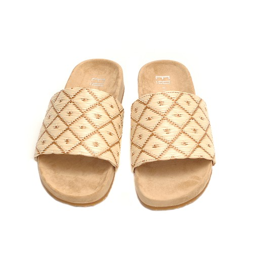 E8-Miista-luciana-tan-cream-raffia-sandals-ethnic-pattern