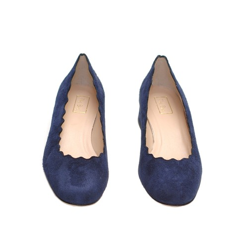 The_bag_suede_scallope_ballerinas