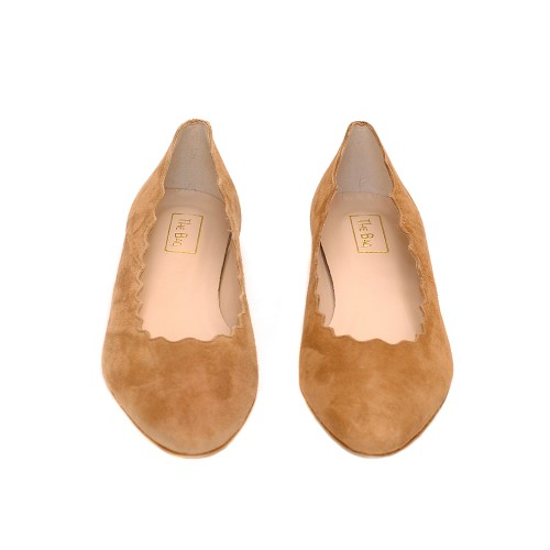 The_bag_suede_scalloped_ballerinas
