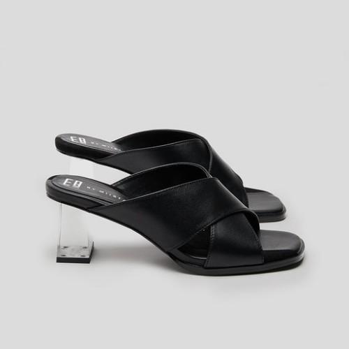 Miista-paloma-black-leather-mid-heels