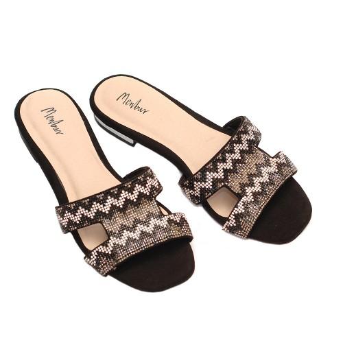 Menbur-vicomero-black-mules-crystal-embellished
