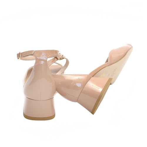 The-bag-nude-patent-leather-slingback-peep-toe