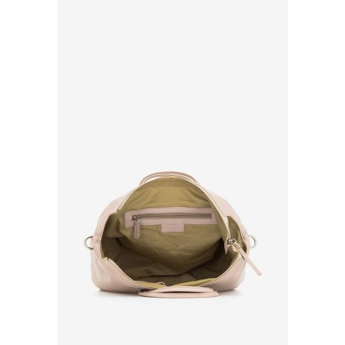 Abbacino-Pale-Pink-Leather-Shopper-Bag