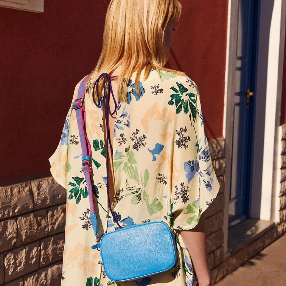 Coccinelle-Tebe-Tumbled-Leather-Mini-Bag-Signal-Blue