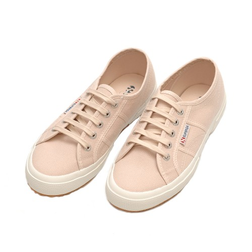 Superga-2750-Cotu-Skin-Pink -Canvas-Sneakers