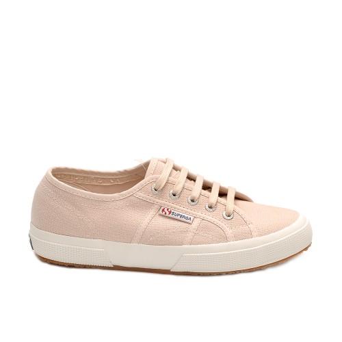 Superga 2750 Cotu Skin Pink Canvas Sneakers