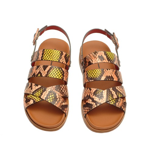 Uno8Uno-Elba-Snake-Print-Leather-Sandals