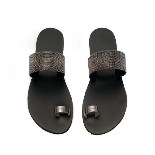 greek-salad-sandals-kedros-black-leather-slides