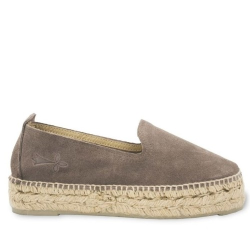 manebi hamptons coco brown espadrilles