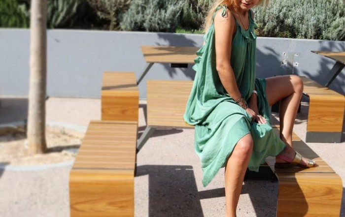 Alberto Gozzi Delizia Golden Sandal Brass Buckle