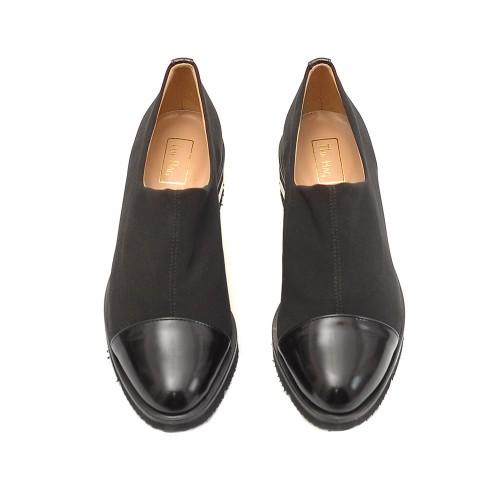 The-Bag-Black-Comfy-Wedge-Slip-Ons (2)