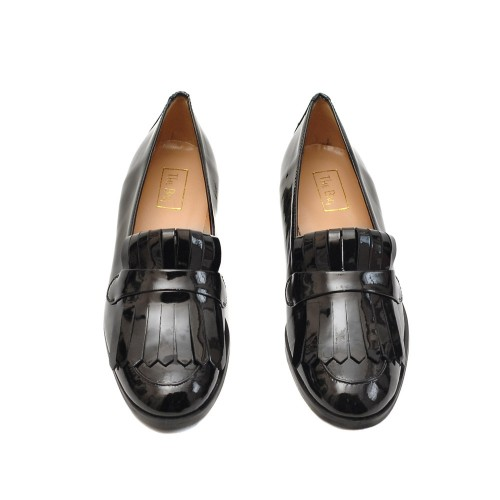 The-Bag-Patent-Leather-Fringed-Loafers