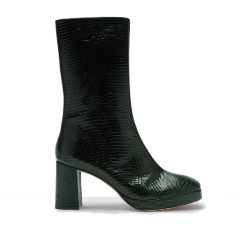 miista carlota bottle green boots