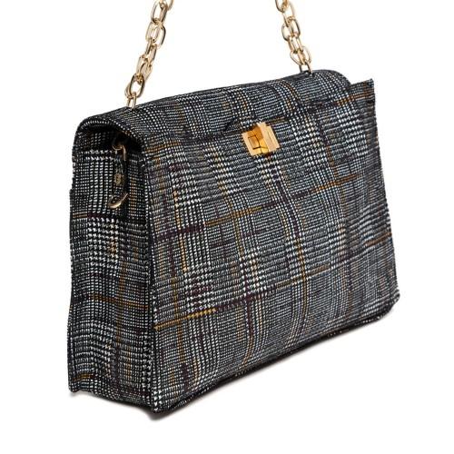 Gianni-Chiarini-Emma-Large-Leather-Checked-Handbag