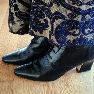 miista-zelie-black-croc-boots-worn