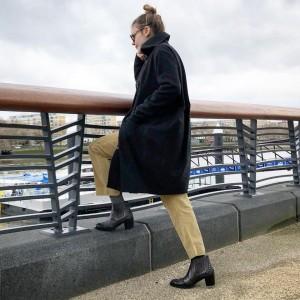 Alberto gozzi Jane glitter ankle boots worn