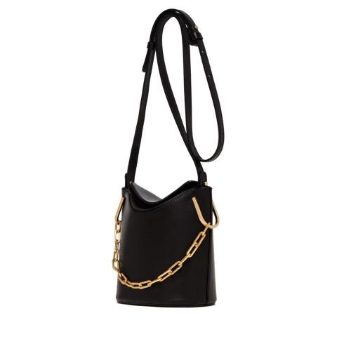 Gianni-Chiarini-sophia-large-black-bucket-bag