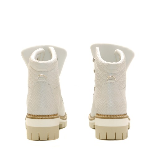 New-Italia-White-Laceup-Ankle-Boots