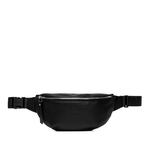 Gianni Chiarini Jacky Funny Leather Black fanny pack