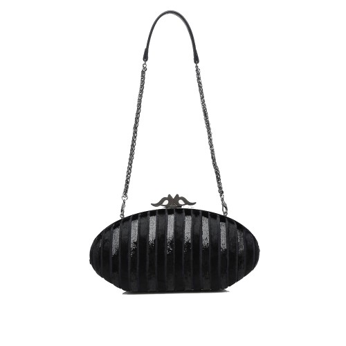 Abbacino-black-clutch-with-removable-strap-1