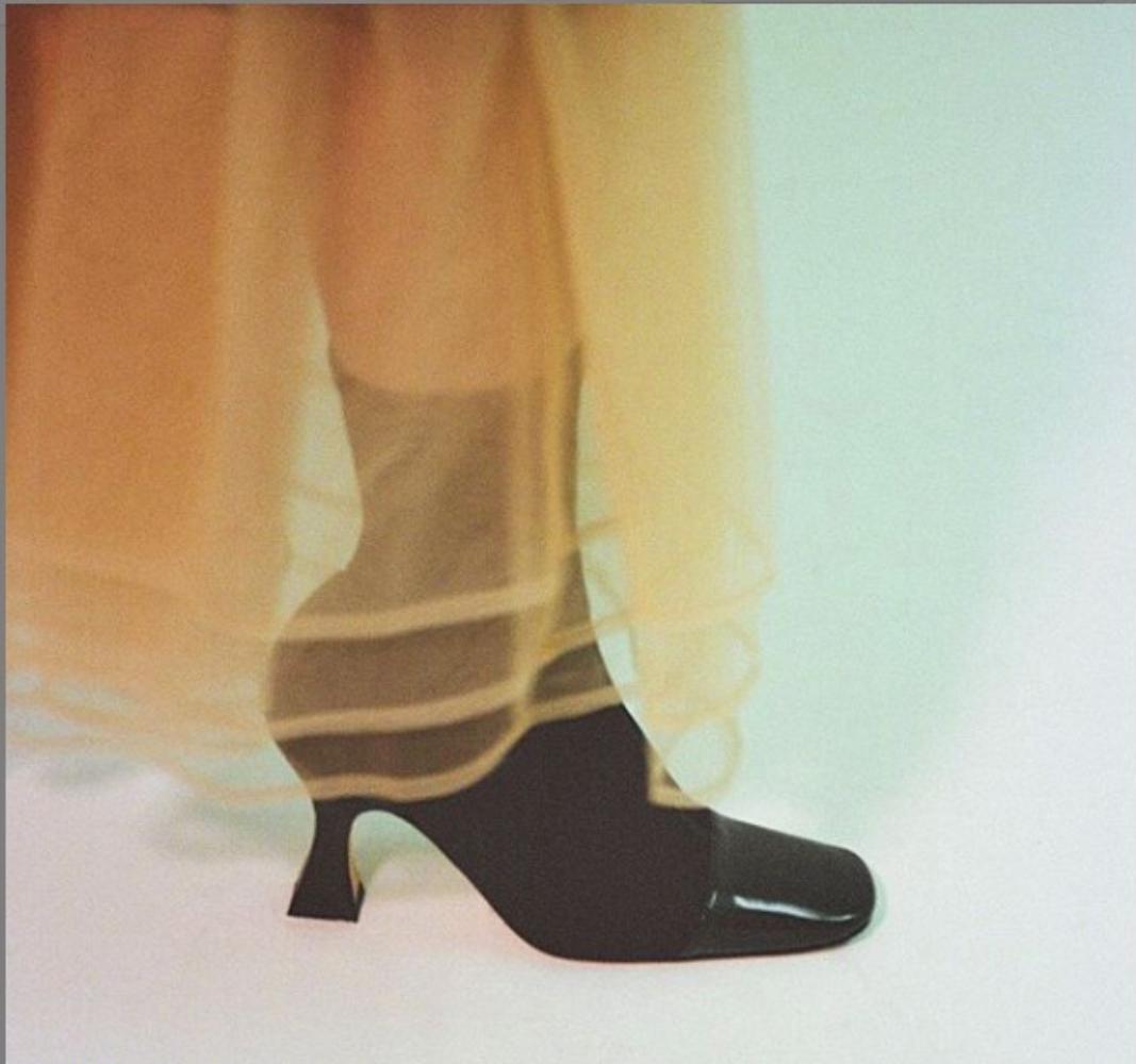 Miista Olga boots worn