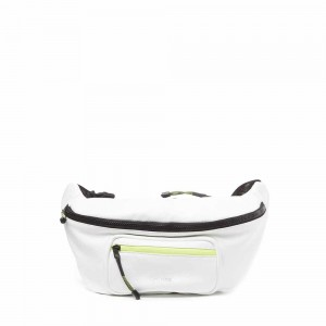 Vic Matie Andrea White Bumbag