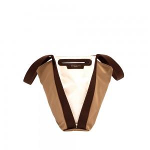 Gianni Chiarini Asia Brown Shoulder Bag