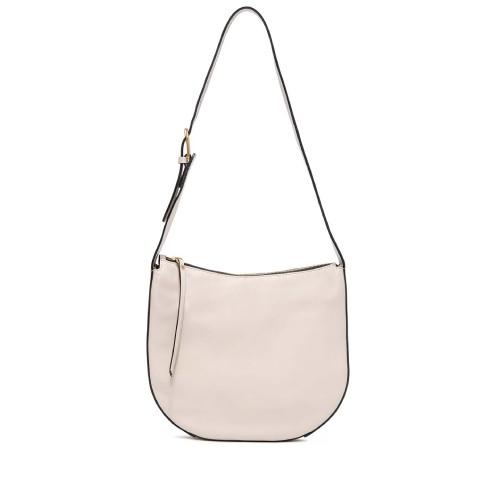 Gianni Chiarini Petra Medium Beige Leather Bag