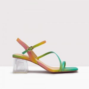 E8 Miista Manaia Multi Color Sandals
